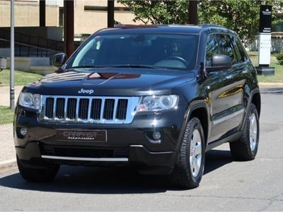 used Jeep Grand Cherokee 3.0 V6 CRD Limited 241 CV