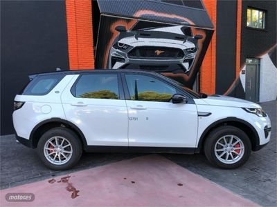 used Land Rover Discovery 2.0L TD4 150CV 4x4 Pure