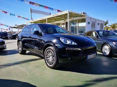 usado Porsche Cayenne S Diesel Aut.