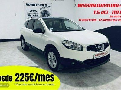 usado Nissan Qashqai +2 1.5 dCi ACENTA 4x2