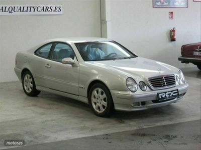 usado Mercedes CLK200 Clase CLKK AVANTGARDE
