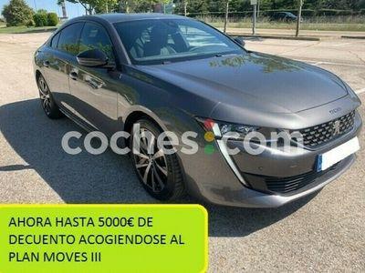 usado Peugeot 508 Hybrid 225 Gt E-eat8 224 cv en Madrid