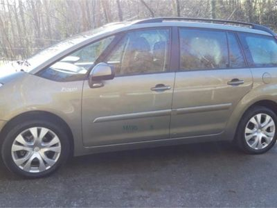 brugt Citroën Grand C4 Picasso 1.6 HDi 110cv Business 7p.