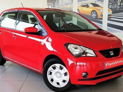 usado Seat Mii 1.0 55kW (75CV) Style Edition Plus CONCESIONARIO O