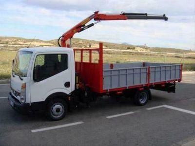 usado Nissan Cabstar 150CV GRUA **42.000KMS**