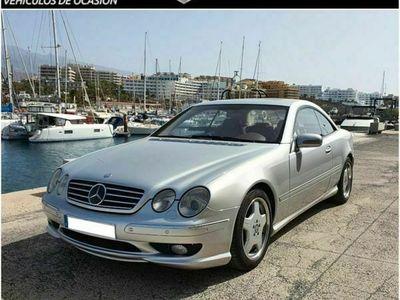 usado Mercedes CL55 AMG Clase CLAMG