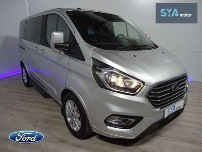 usado Ford Custom Tourneo2.0TDCI Titanium 170