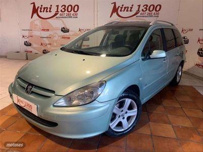usado Peugeot 307 SW HDi