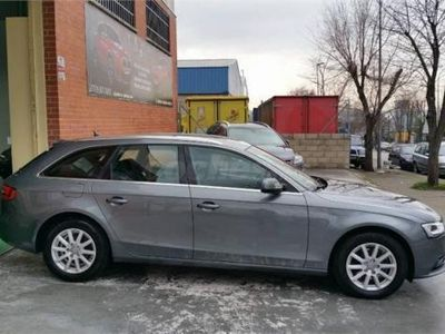 usado Audi A4 Avant 2.0 Tdi 143 Multitr Advanced Edit 5p. -13