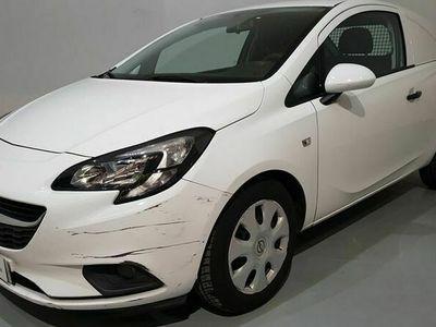 usado Opel Corsavan (comercial)