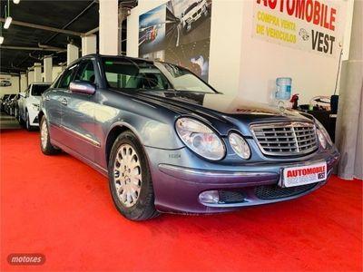 brugt Mercedes E320 ClaseCDI