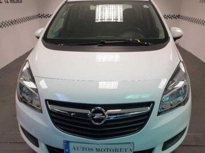 usado Opel Meriva 1.4XER