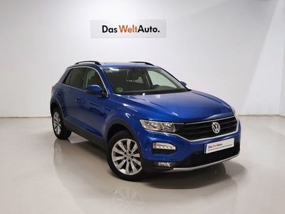 usado VW T-Roc 1.6TDI Advance