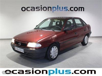 gebraucht Opel Astra 1.6I GL 16V