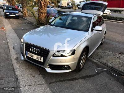 usado Audi A4 Avant 2.0 TDI 143cv DPF