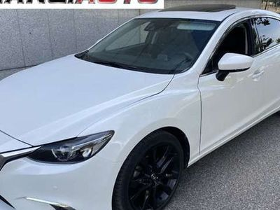 usado Mazda 6 2.2DE Lux.+Prem (Navi)Aut Luxury