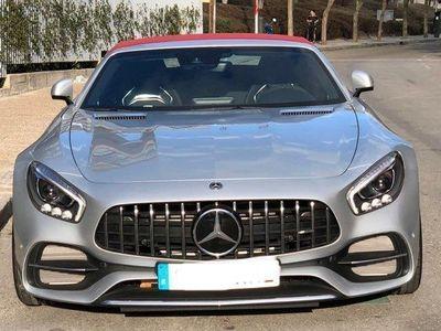 usado Mercedes AMG GT C Roadster