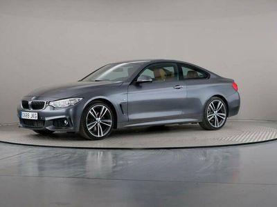 usado BMW 420 4 Serie d Coupé