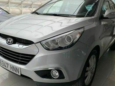 usado Hyundai ix35 2.0CRDI GL Classic 4x2
