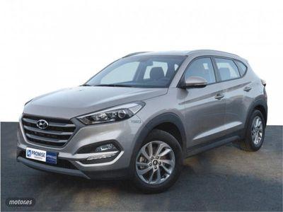 gebraucht Hyundai Tucson 1.7 CRDi 115cv BlueDrive Klass 4x2