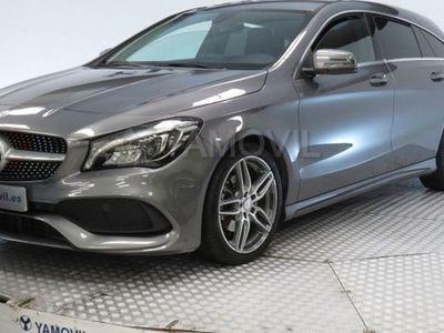 gebraucht Mercedes 200 Clase CLA Shooting BrakeAMG Line 7G-DCT