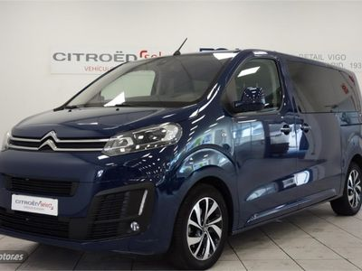 usado Citroën Spacetourer Talla M BlueHDi 110KW Business Lounge