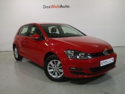begagnad VW Golf Advance 1.6 Tdi 105cv Bmt Dsg Edition