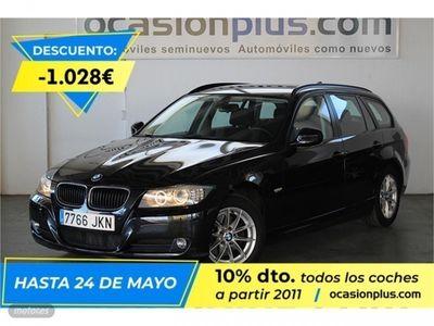 usado BMW 320 Serie 3 d EfficientDynamics Edition Touring
