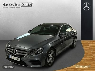 second-hand Mercedes E220 Clase EAMG Line
