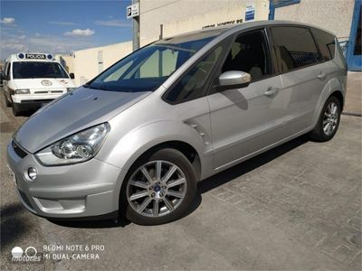 used Ford S-MAX 2.0 TDCi Trend