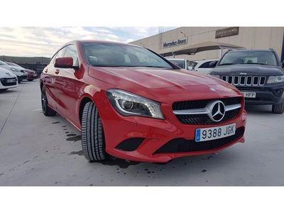 usado Mercedes CLA200 Clase CLA SB 200CDI PVP. 27900€.