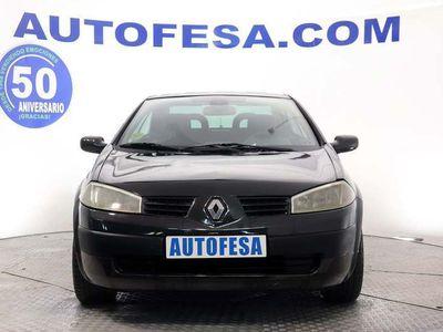 usado Renault Mégane Cabriolet 1.6 115cv Confort Authentique 2p del 2004