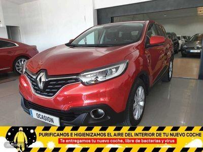 usado Renault Kadjar dCi 96kW 130CV 4X4, Segunda Mano, Madrid