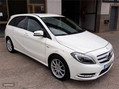 usado Mercedes B200 Clase BCDI BlueEFFICIENCY