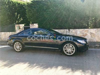usado Mercedes CL500 Clase Cl4m Aut. 388 cv en Cantabria