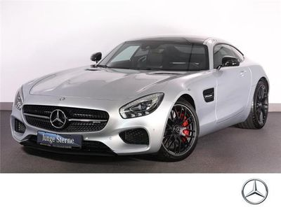 gebraucht Mercedes AMG GT Coupé S Burmester*Comand*LED*Memory*