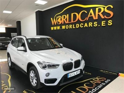 used BMW X1 sDrive18d
