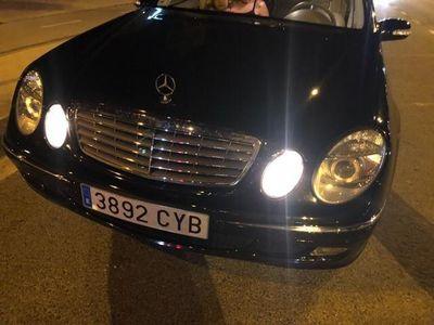usado Mercedes E320