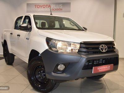 usado Toyota HiLux 2.4 D4D Cabina Doble GX