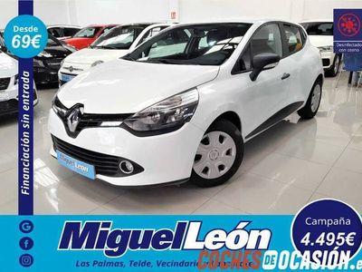 usado Renault Clio Autentique 1.2 16v 75 Euro 6