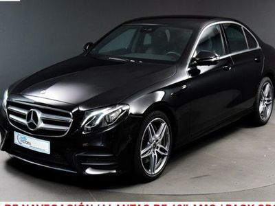 used Mercedes E220 Clase9G-Tronic 194