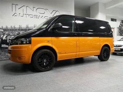 usado VW Transporter Kombi Corto T.M. 2.0 BiTDI 180 4mot 2.8T