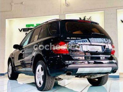 usado Mercedes 190 Clase M Ml 280cdi Aut.cv en Sevilla