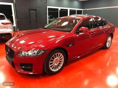 usado Jaguar XF 2.0D 132kW 180CV RSport Auto