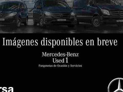 usado Mercedes V220 ClaseLargo Avantgarde