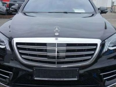 usado Mercedes S500 Clasee AMG Lang *EXCLUSIV PAKET/ENTERTAINMENT*