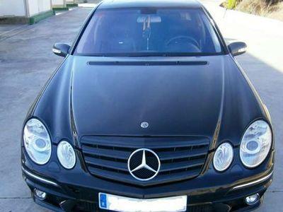 usado Mercedes E55 AMG AMG 610cv y 1050nm par motor
