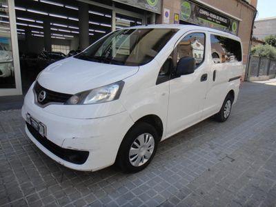 usado Nissan NV200 Combi 5 1.5dCi Comfort