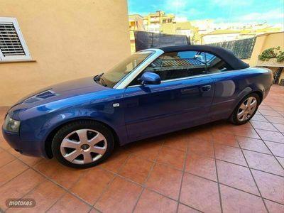 usado Audi A4 Cabriolet 3.0