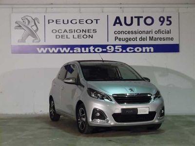 usado Peugeot 108 Top! Allure 1.2 PureTech 82